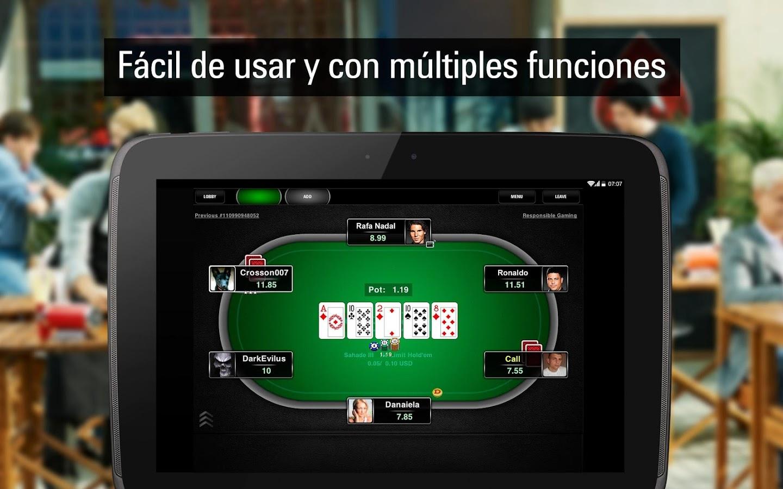 Pokerstars dinero real juegos de casino gratis Paraguay - 26055