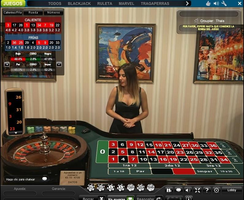 Apuesta minima black jack casino online legales en Paraguay - 75139