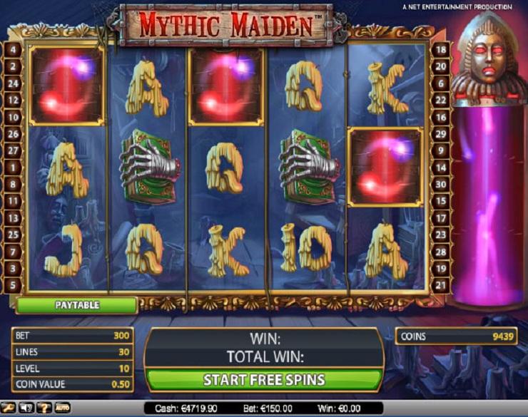 Tragamonedas Gratis Thrill Spin tipos de sorteos en casinos - 16159