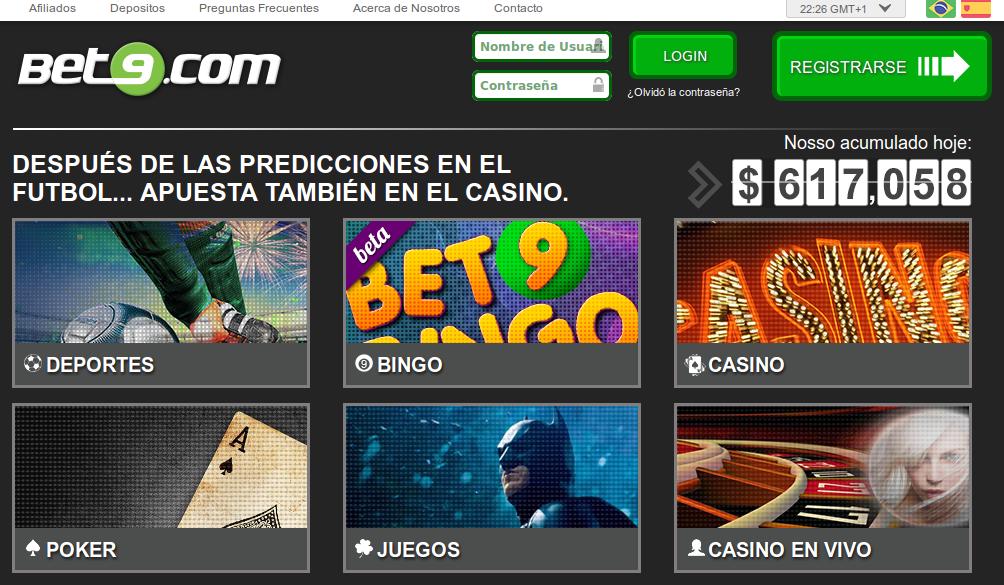 Pagina apuestas deportivas existen casino en Coimbra - 5688