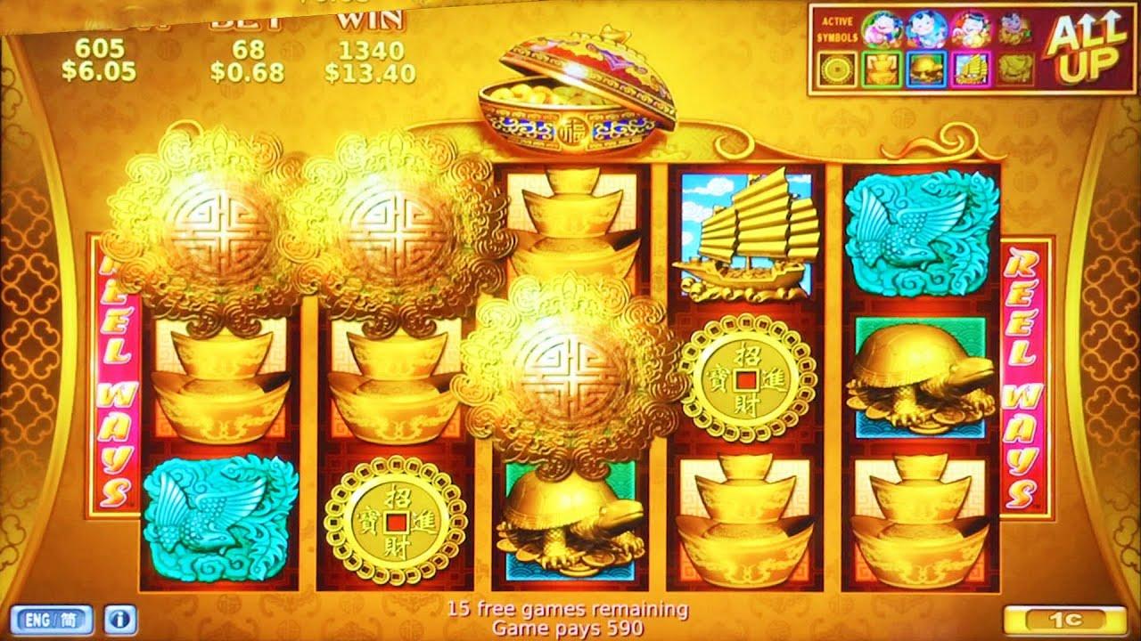 Tragamonedas Gratis Dragon Ship bonus - 45587