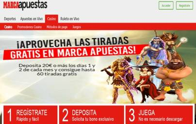 Bonos sin deposito casino online 10 tiradas gratis en Betclic - 35403