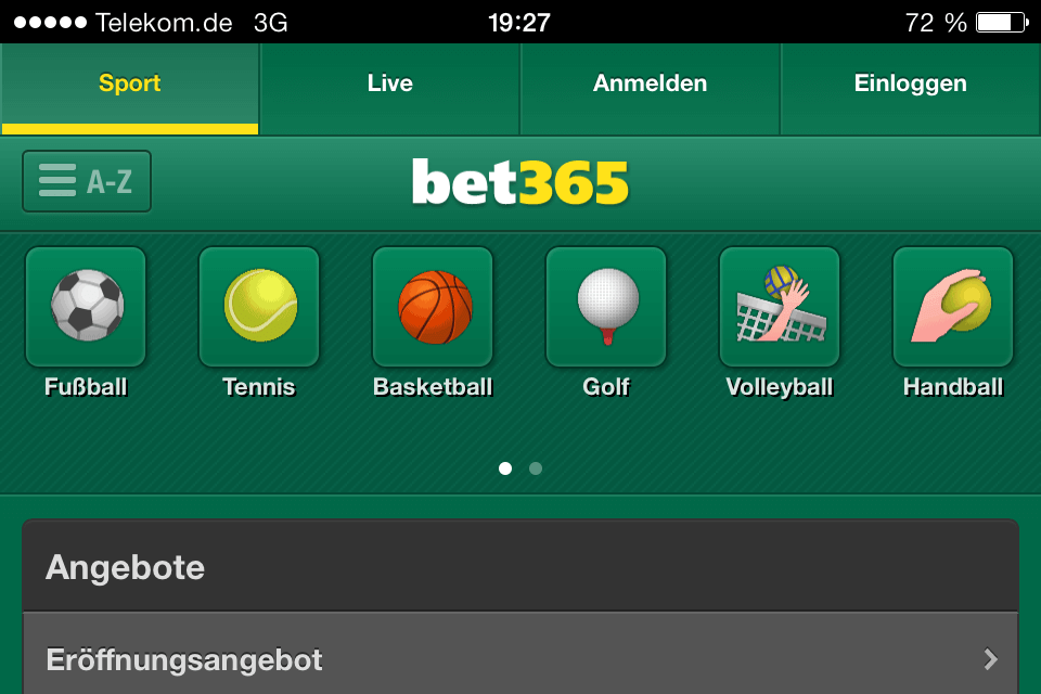 Bet365 app 100% confianza - 37000
