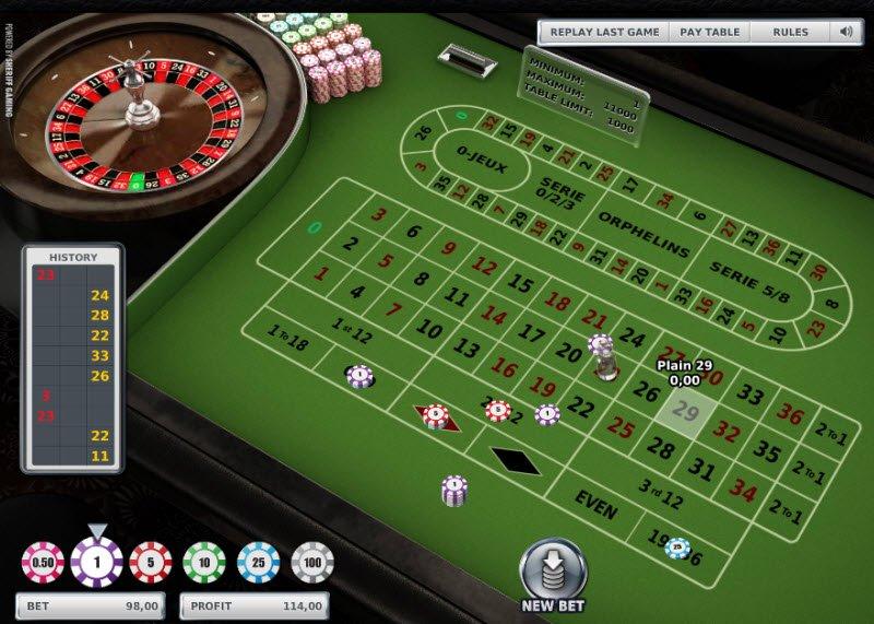 Ruleta europea online reseña de casino Tijuana - 74384