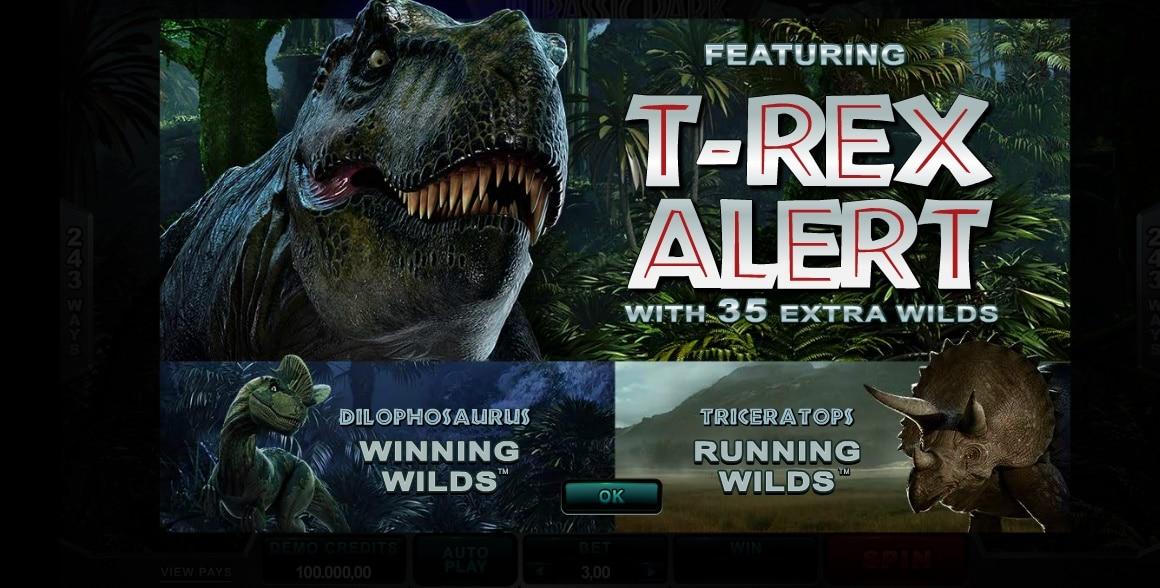 Como ganar en la ruleta del casino real opiniones tragaperra Jurassic Park - 21759
