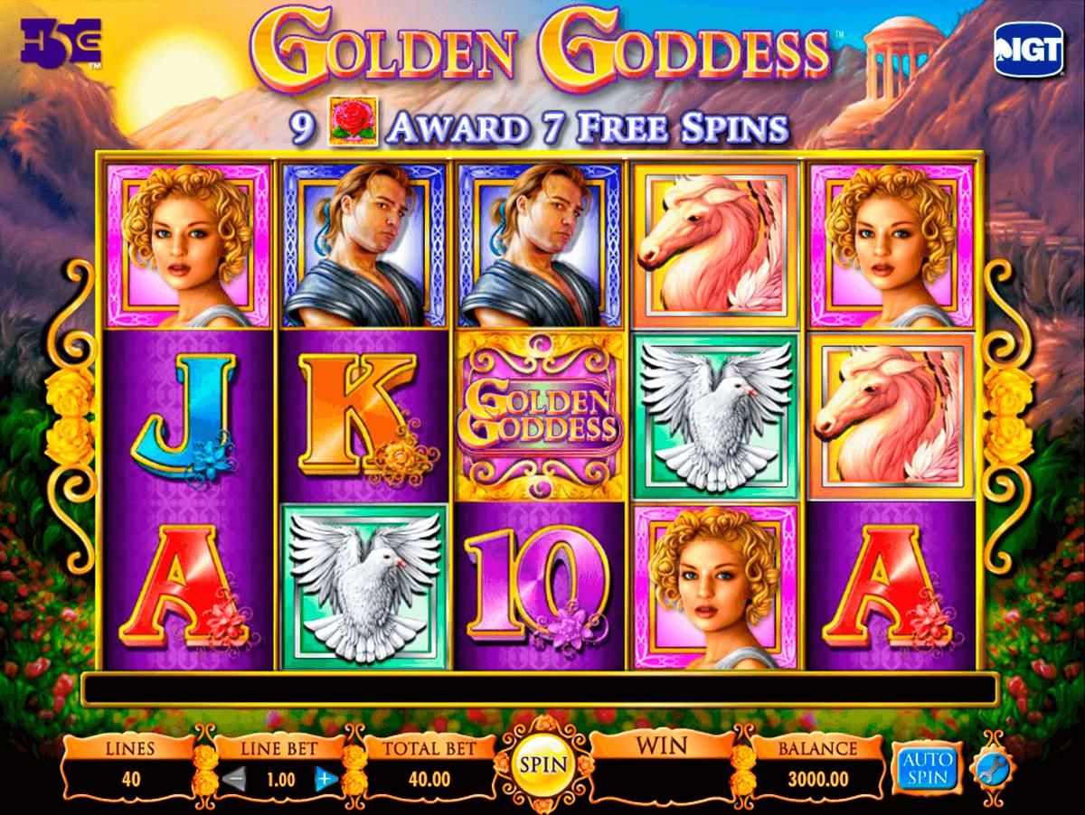 Juego de casino golden goddess online Curitiba gratis tragamonedas - 16948