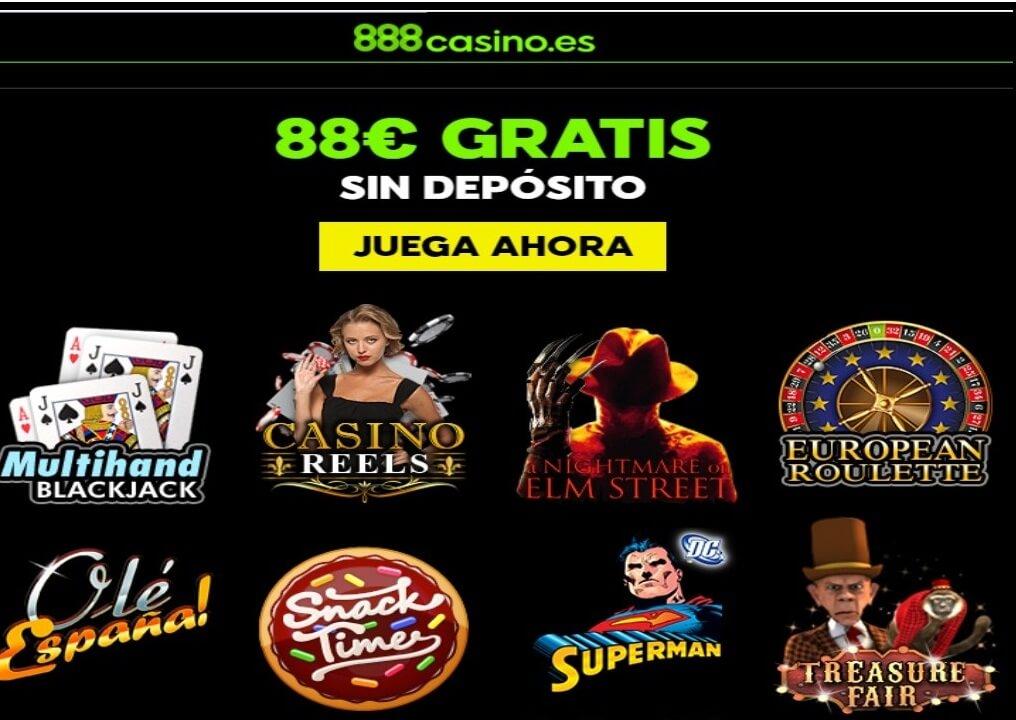 888 casino jugar gratis bono sin deposito Ecatepec - 21245