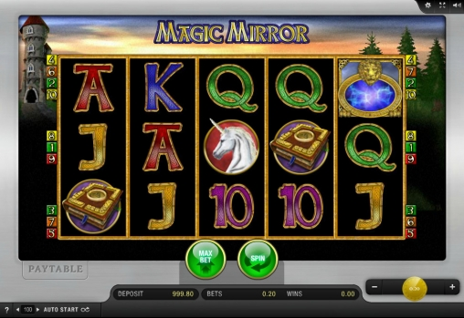 Magic merkur Slots - 5782