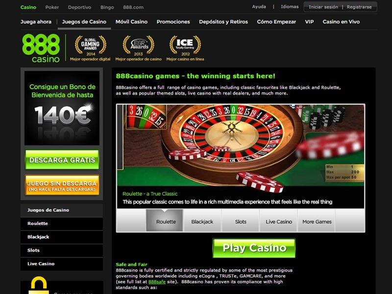 Mejores casino online en español 888 poker Rosario - 53753