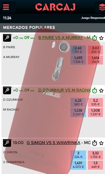 Carcaj Liga € bono codigo promocional betfair - 89597