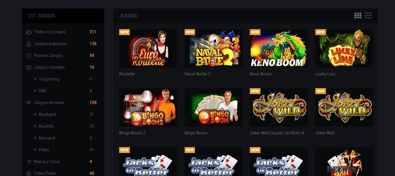 Bingo virtual casas de apuestas legales en Puerto Rico - 78949