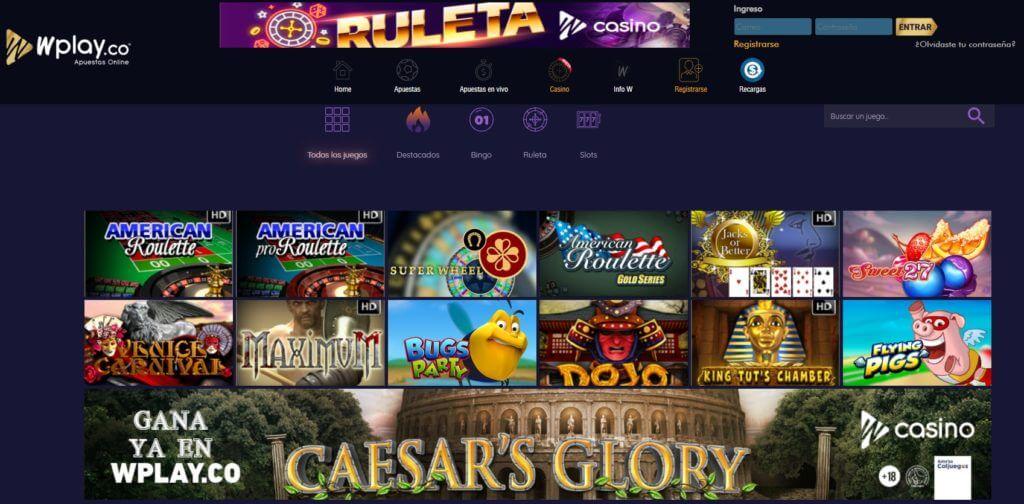 Wplay co registro casino en boliviano - 4694