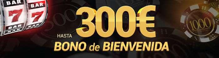 Bonos bienvenida casino en la lista negra - 78305