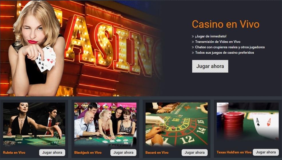 Casino en vivo Curasao - 4039