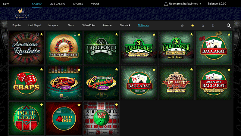 Casino online Poker Stars spin palace opiniones - 43481