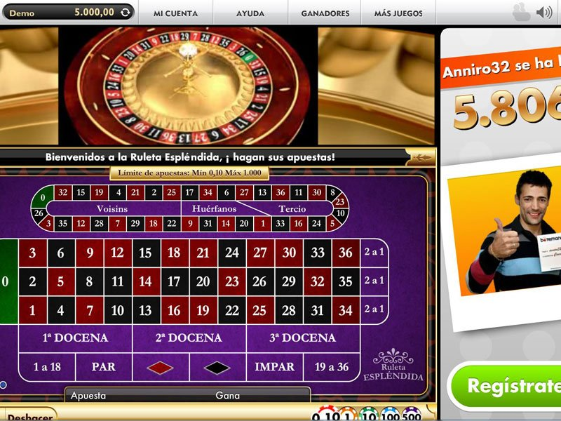 Botemania juegos gratis de casino Venezuela - 90450