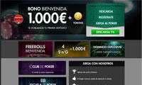 Salas de póker en línea codigos casino - 24498