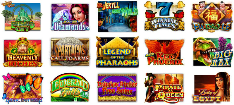 Wms slots online casino juegos VeraJohn com - 89257