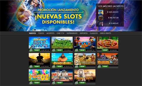 Juegos de slots - 97129