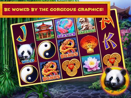 Casino panda slots - 44410