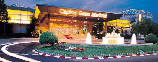 Casino gran madrid - 11316