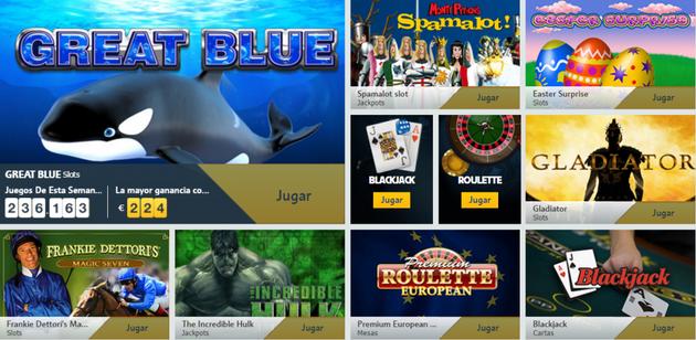 Betfair casino juegos - 93319