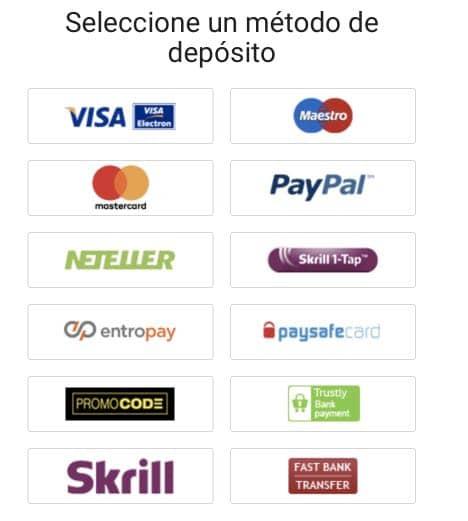 Retirar dinero paypal Paysafecard Trustly - 48881