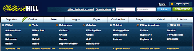 William hill - 13568