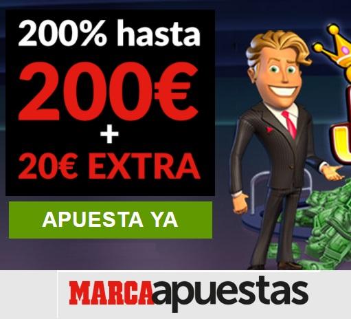 Apuestas casino - 2030