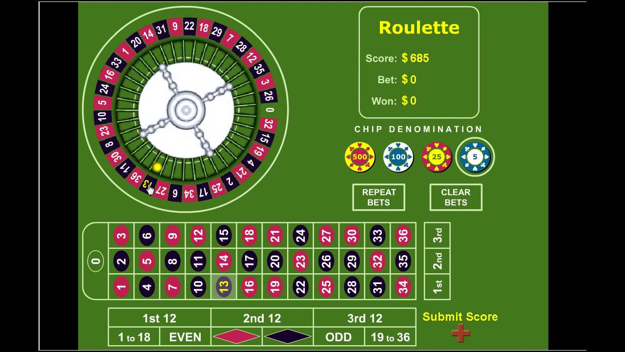 Bono inicial ruleta - 59910