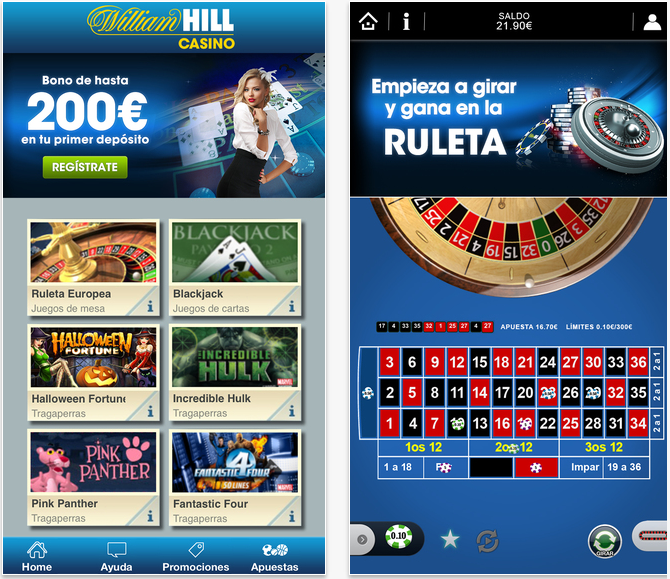 William hill mobile - 28751