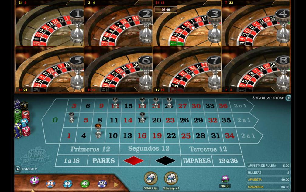 Live casino Reseñas luckia apuesta online - 19504