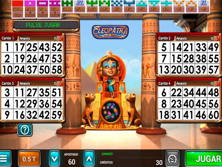 Tragamonedas Gratis Bonus Bears como escoger cartones de bingo - 34858