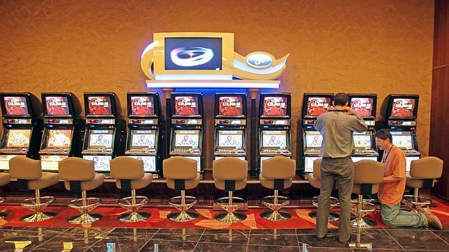 Proyecto de ley maquinas tragamonedas como jugar loteria Sevilla - 4315