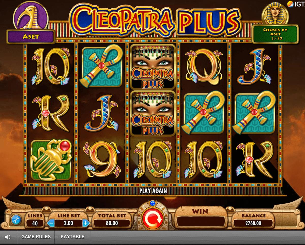 Juegue con € 100 gratis slot cleopatra sphinx - 42810