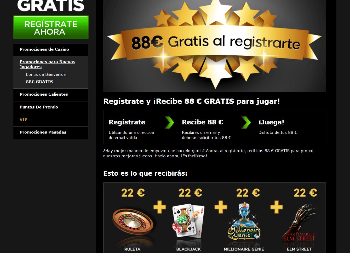 Casino bono sin deposito 2019 operadores de juego online - 77400