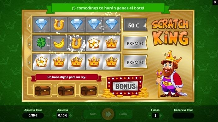 Rasca y gana online juegos Yggdrasil CherryCasino com - 78281