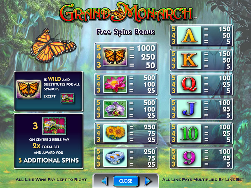 Grand monarch - 87941
