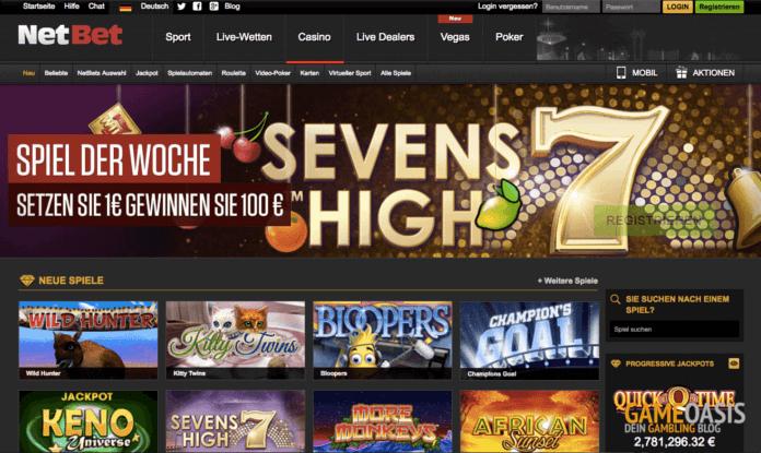 Netbet poker ranking casino Setúbal - 27419