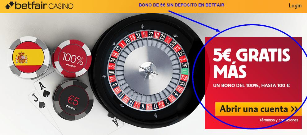 Casino bono - 60383