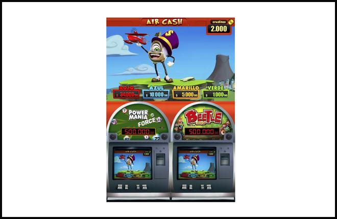 Ainsworth maquinas como jugar loteria Valencia - 17611
