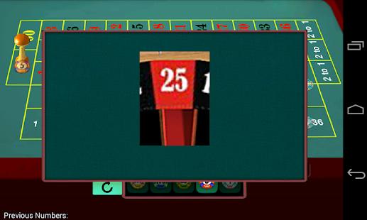 Simulador de ruleta - 4160
