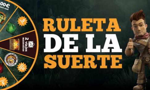 Premios gratis ruleta - 77488