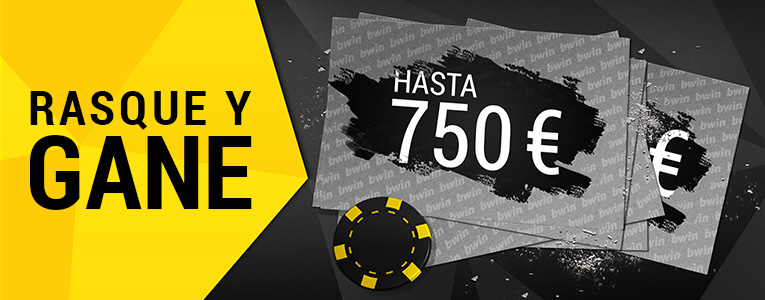 Rasca y gana premios existen casino en Valencia - 51006