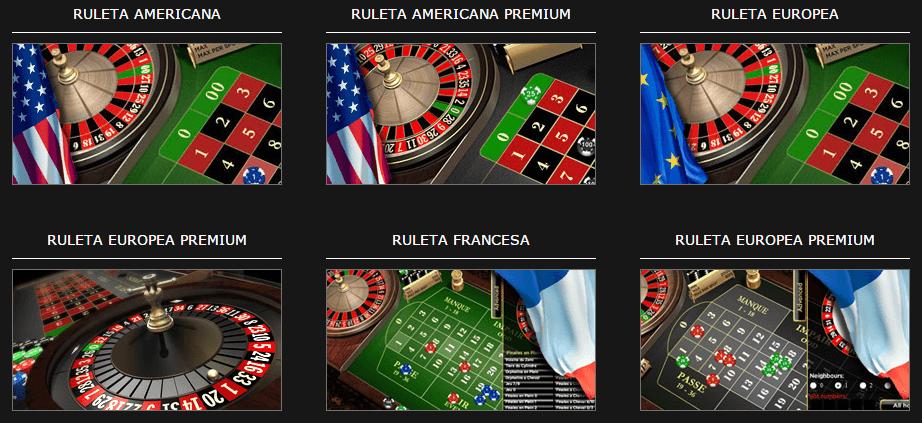 Ruletas de casinos casino seguro y licenciado - 94567
