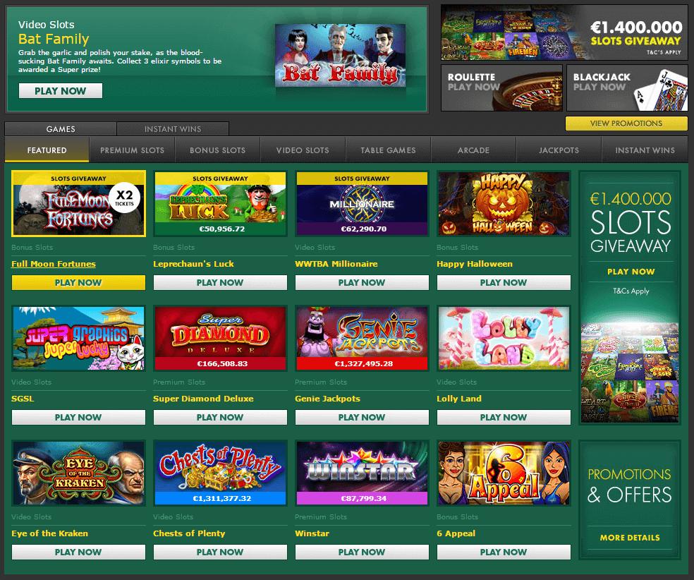 Juegos de Oryx Gaming codigo bonus bet365 - 27181