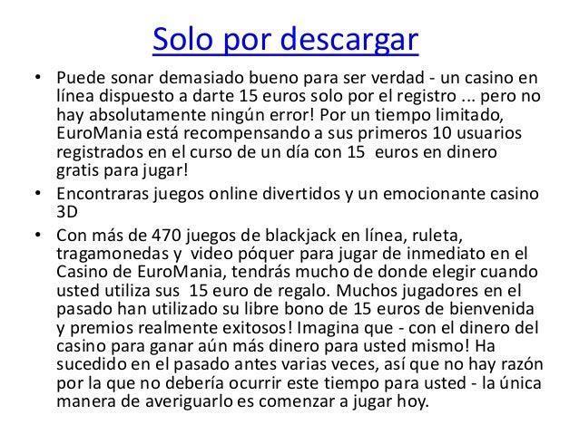 Apuestas bono de bienvenida sin deposito casino online Murcia - 28542