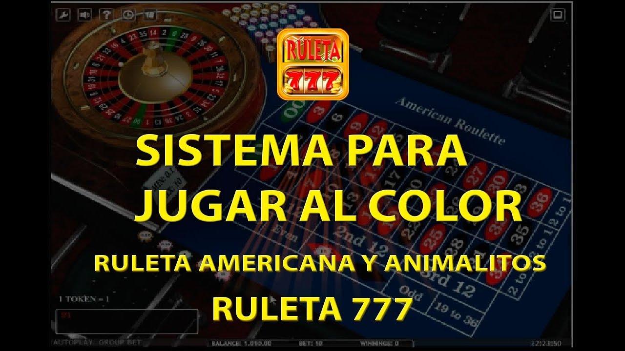 Ruleta americana - 80866
