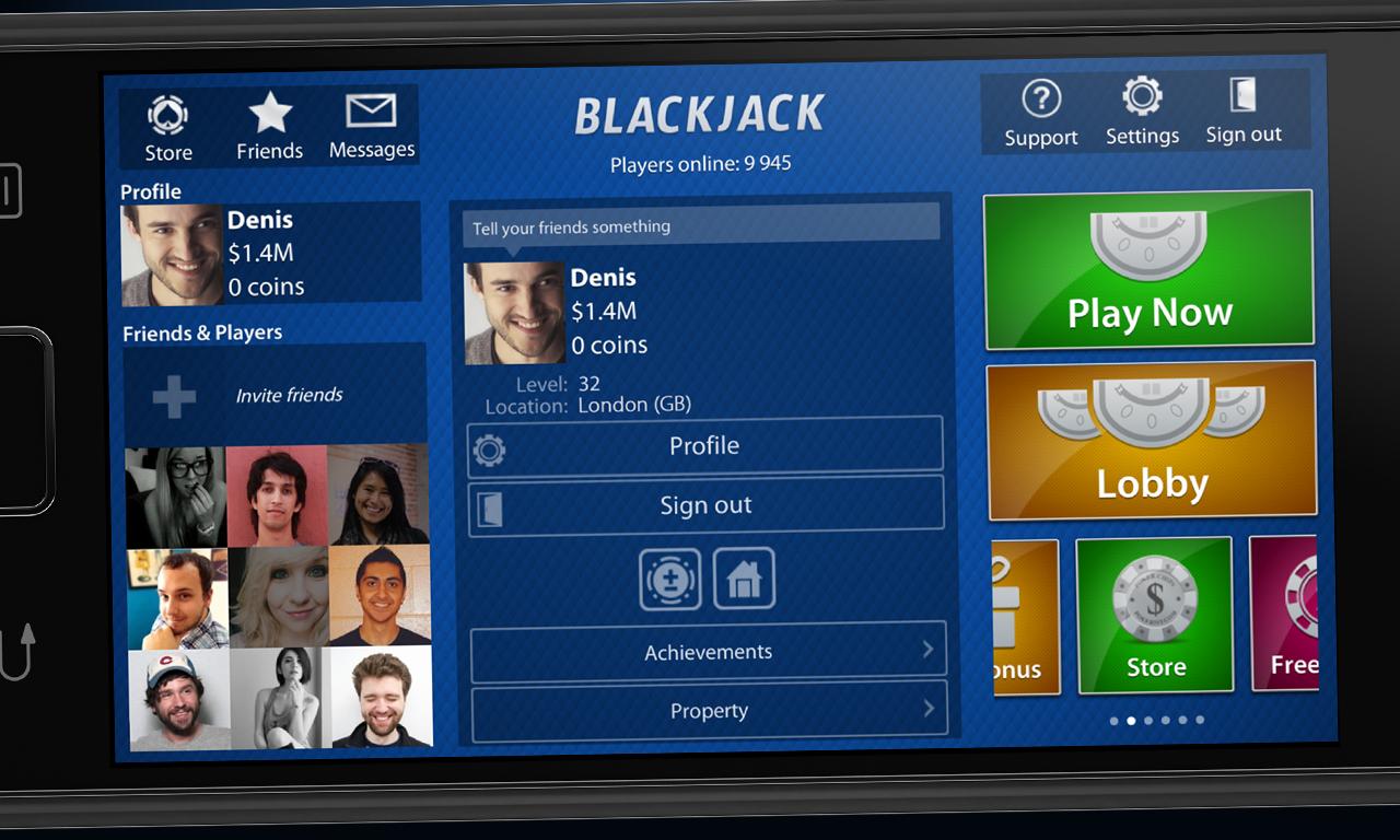 Blackjack veintiuno - 94355