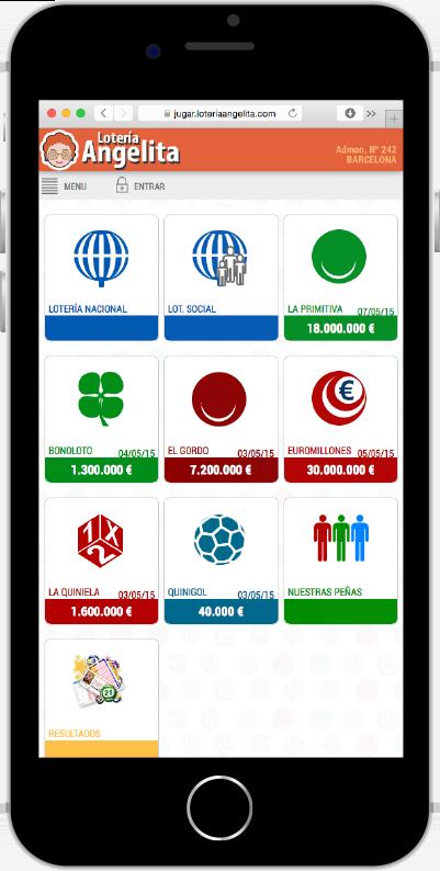 Bet365 móvil como jugar a la loteria - 64070